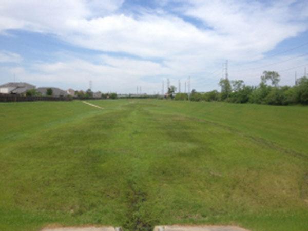 Silver Oak Trails Detention Pond